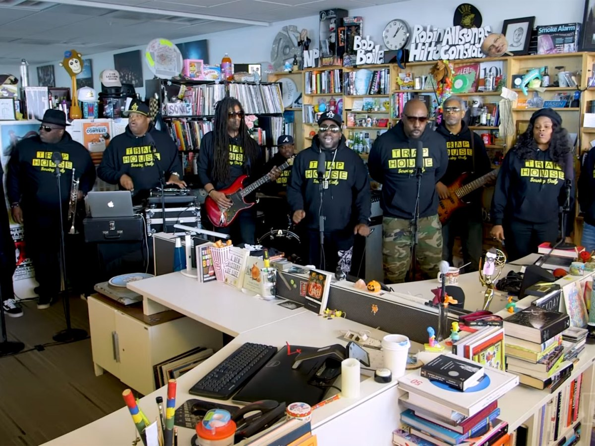 Quelle: NPR Music Tiny Desk Concert - Big Boi