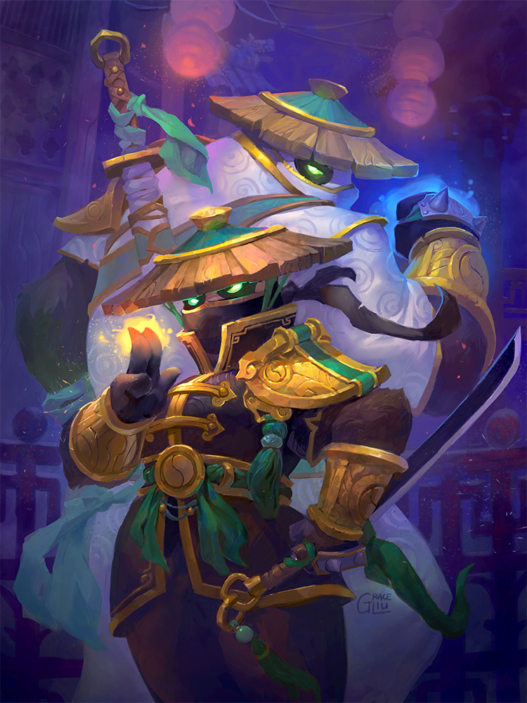 Quelle: artstation - Grace Liu - Hearthstone (hs9-072)