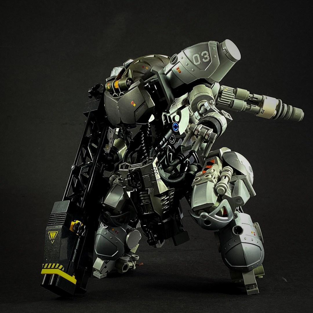 Quelle: flickr - Marco Marozzi - MRGM 3 Multi Role Ground Machine