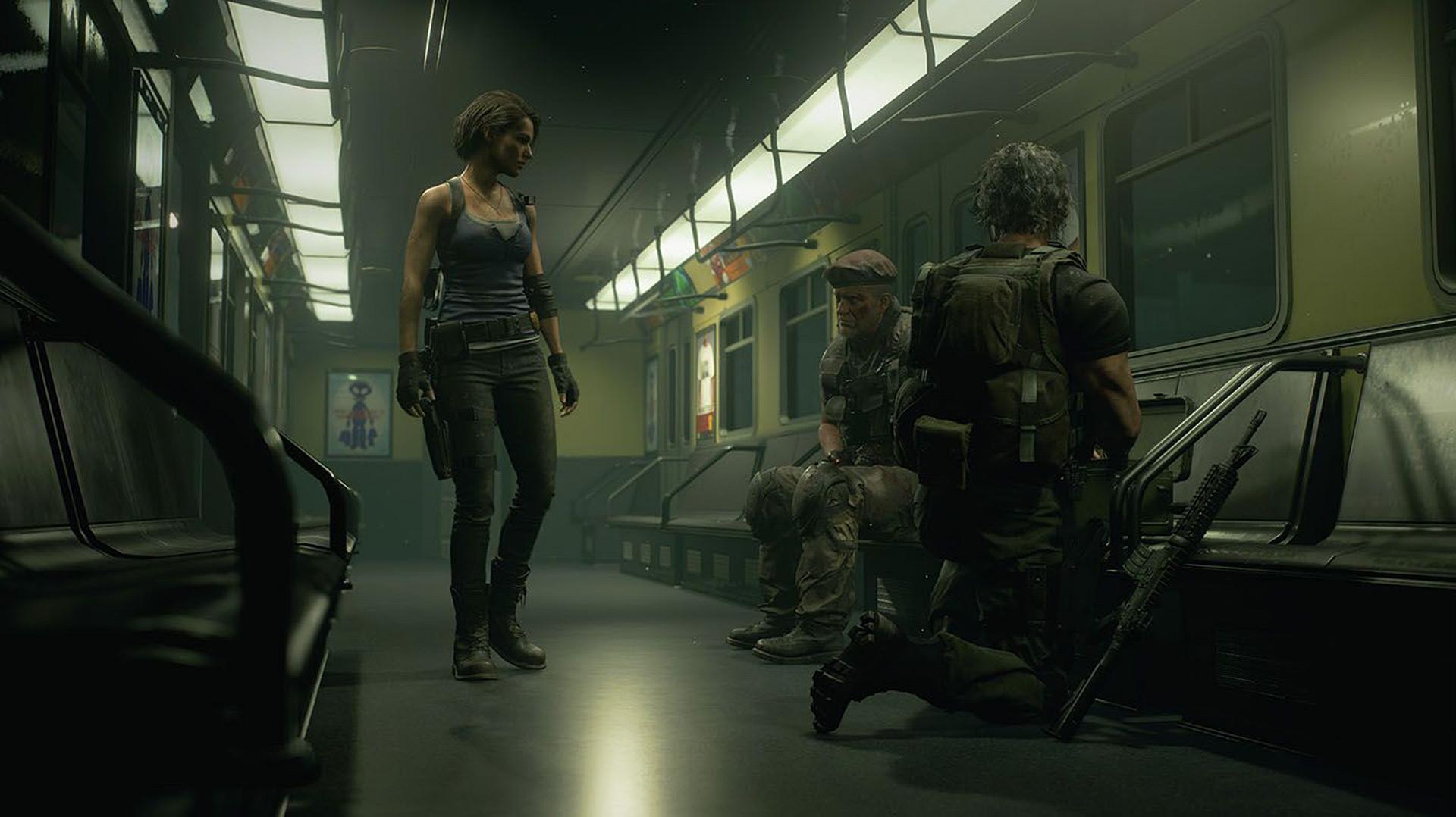 Quelle: Capcom - Resident Evil 3 Remake