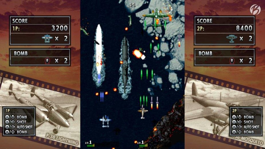 Auftauchende U-Boote starten einen Überraschungsangriff.