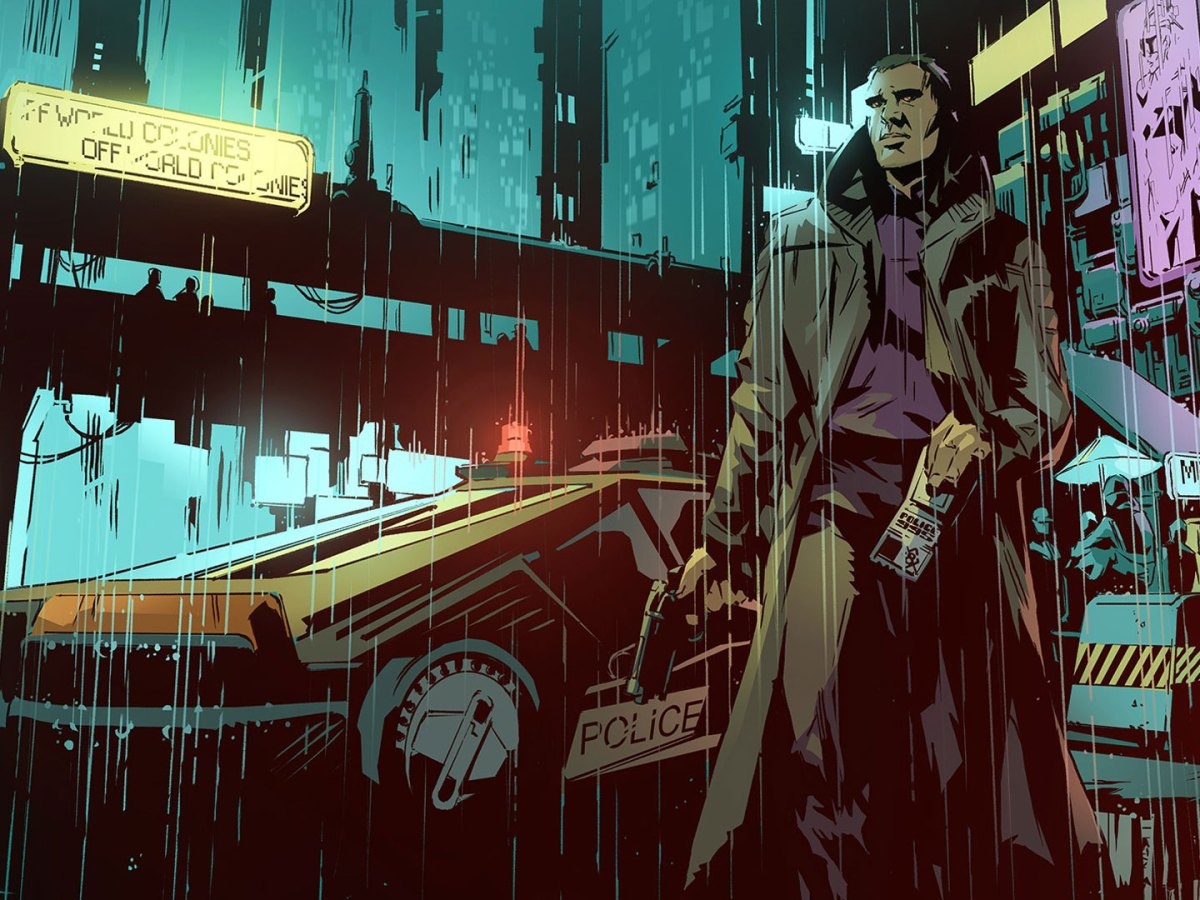 James Daly - Blade Runner