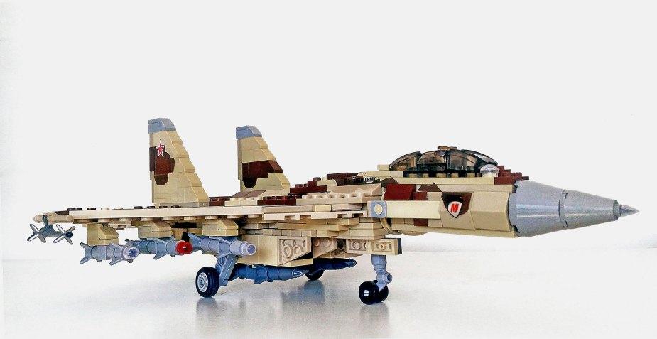 Quelle: flickr - John C. Lamarck - Sukhoi Su-37 Terminator