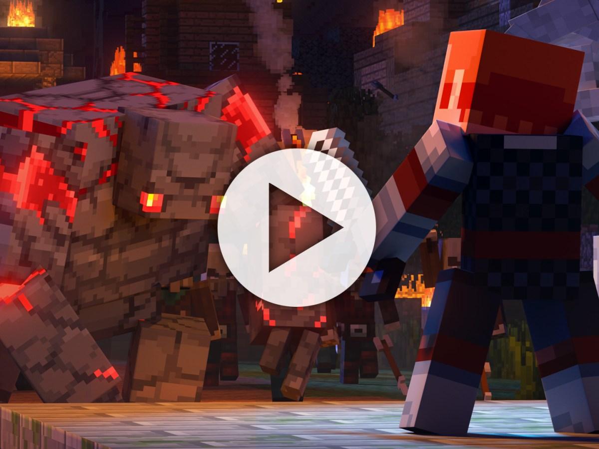 Quelle: Microsoft - Minecraft Dungeons