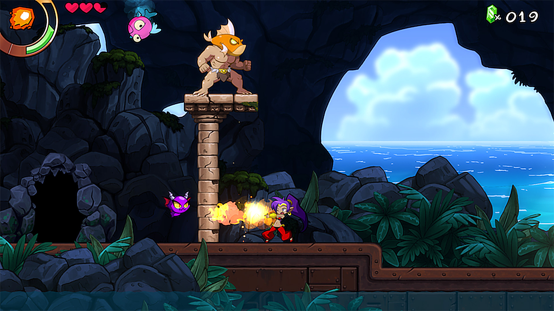 Quelle: WayForward - Shantae and the Seven Sirens
