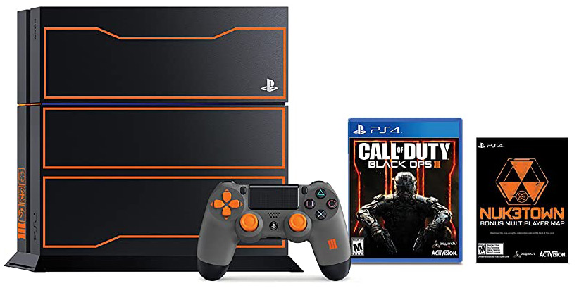 Quelle: Sony - PlayStation 4 - Konsole (1TB) Limited Edition »Call of Duty: Black Ops III«