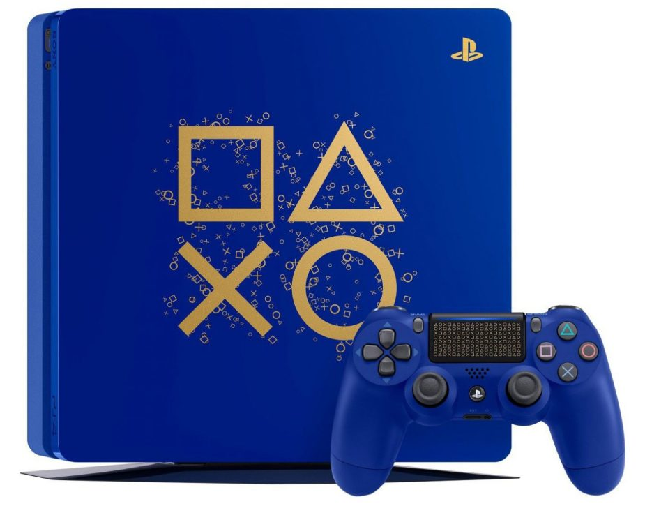 Quelle: Sony - PlayStation 4 Pro - »Days of Play 2018« Edition