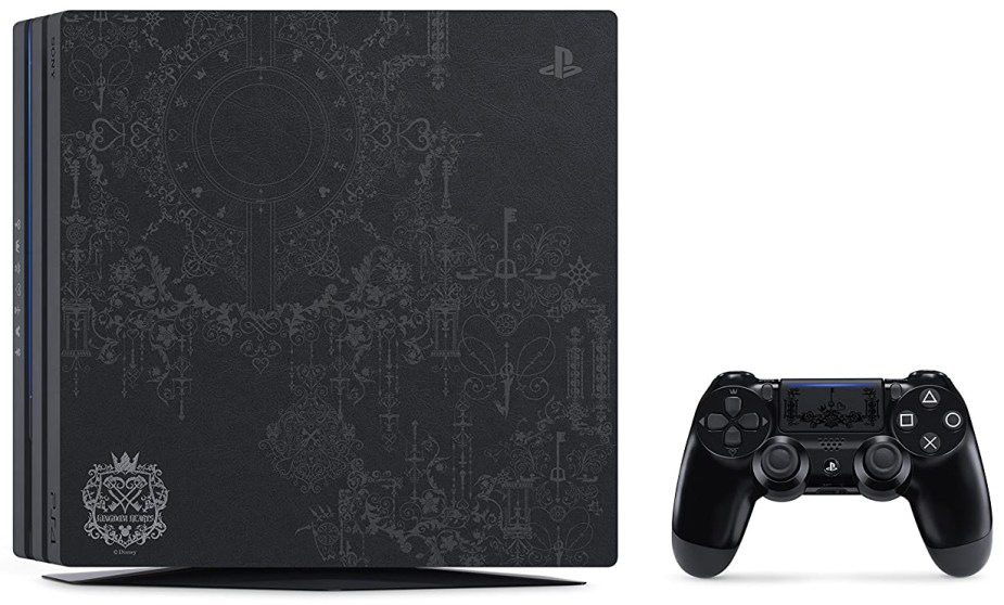 Quelle: Sony - PlayStation 4 Pro - »KINGDOM HEARTS III« Limited Edition