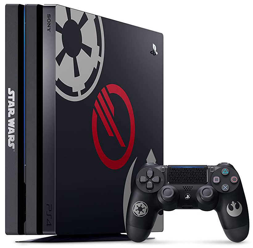 Quelle: Sony - PlayStation 4 Pro - »Star Wars: Battlefront II« Limited Edition
