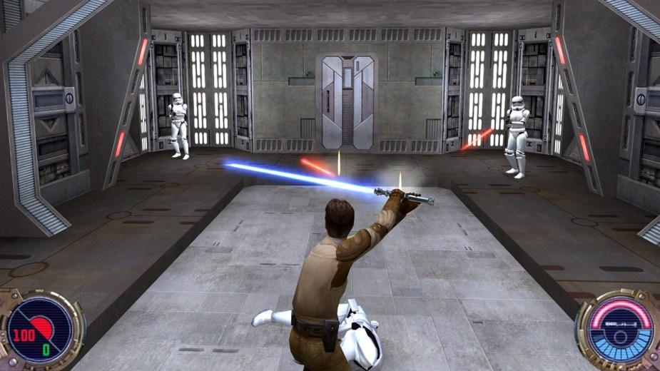 Quelle: Steam - Star Wars Jedi Knight II: Jedi Outcast