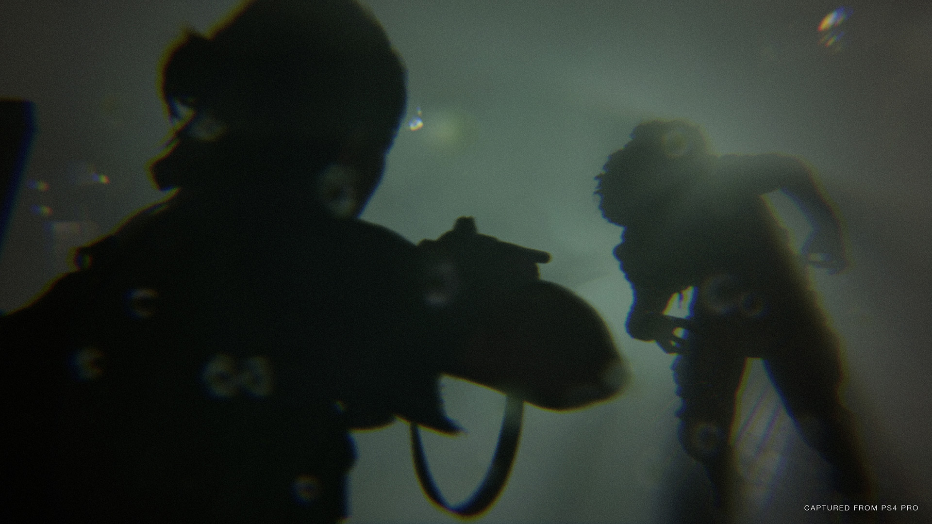 Quelle: SIE - The Last of Us Part II - Sporen = Gefahr!
