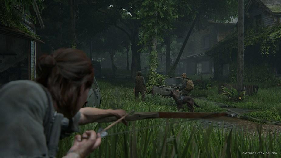Quelle: SIE - The Last of Us Part II - Hinterhalt: Heimlich still und leise.