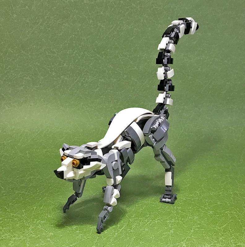 Quelle: flickr - Mitsuru Nikaido - Mecha-Lemur