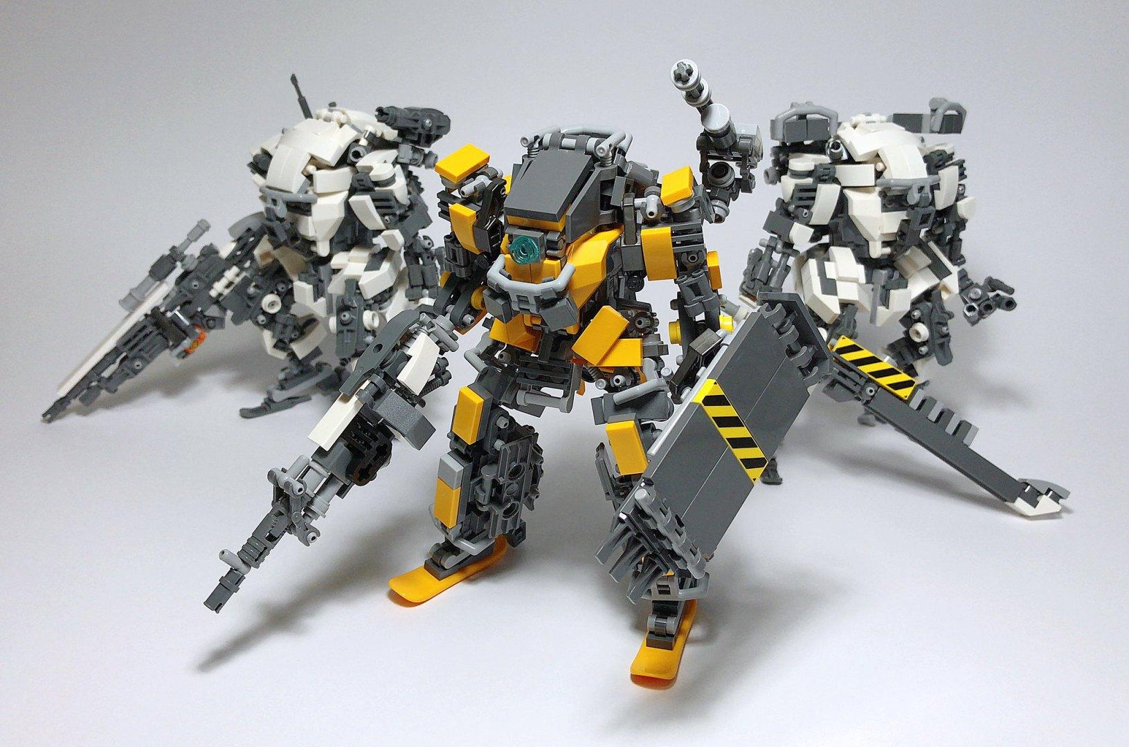 Quelle: flickr - Mitsuru Nikaido - Robot Mk10