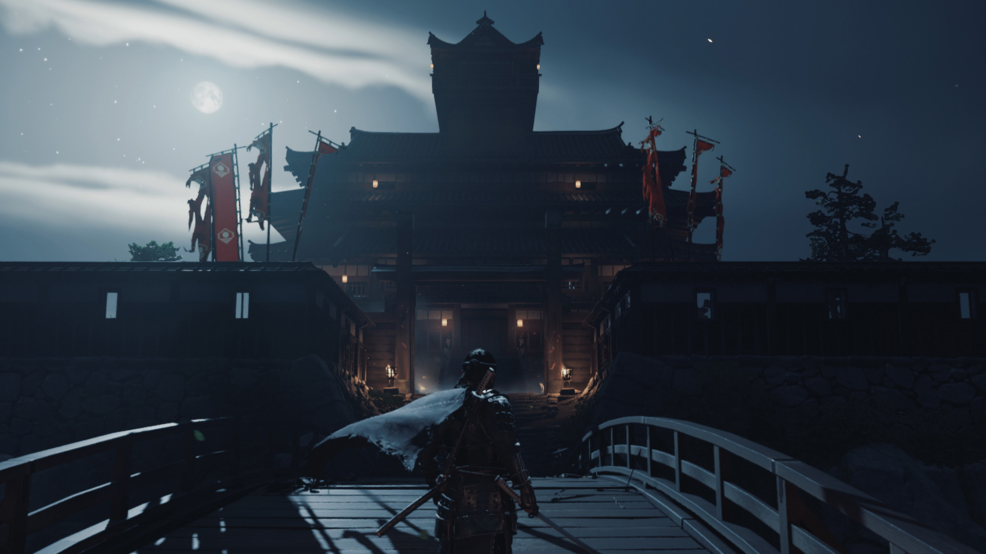 Quelle: SIE - Ghost of Tsushima - Festung infiltrieren