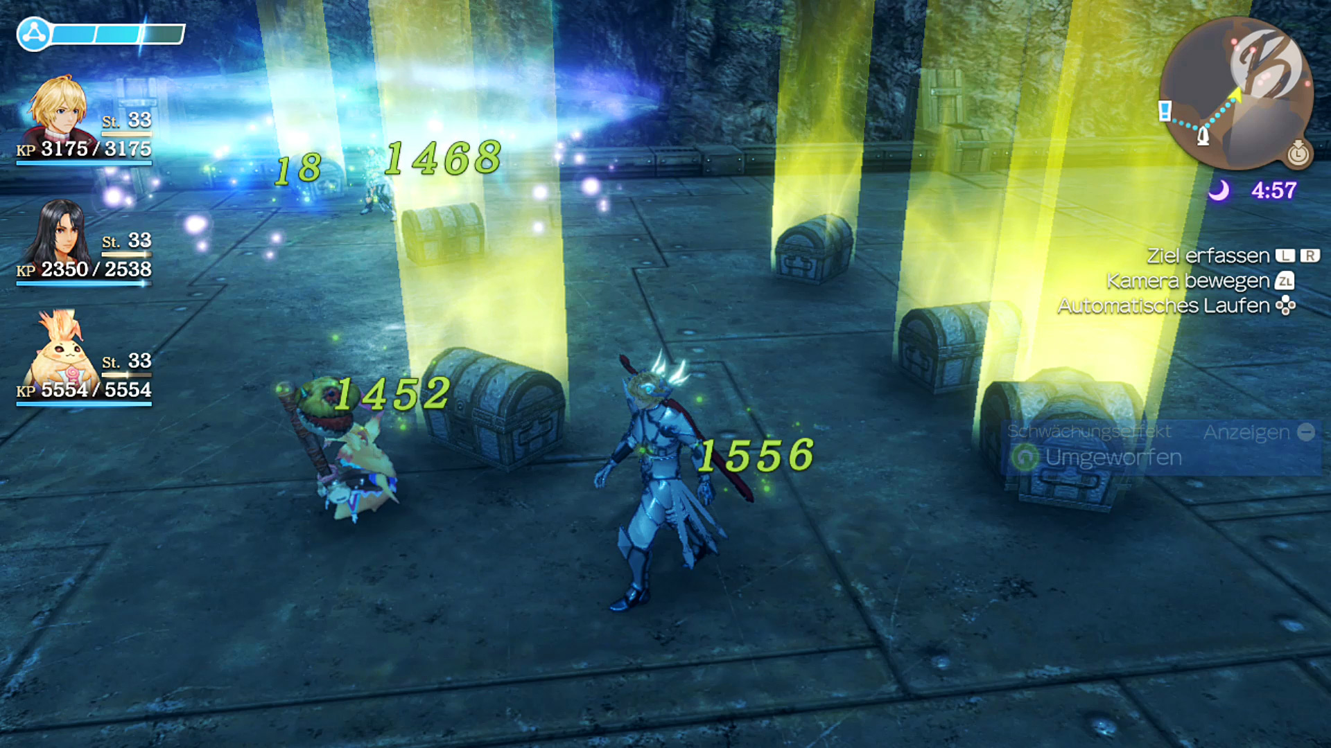 Xenoblade Chronicles: Definitive Edition - Looooooot!
