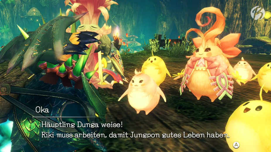 Xenoblade Chronicles: Definitive Edition - Die gefiederten Nopon sind soooo knuffig!