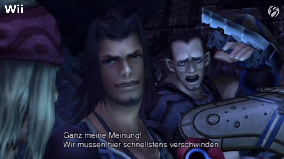 Xenoblade Chronicles (Wii) - Intro Zwischensequenz Dunban