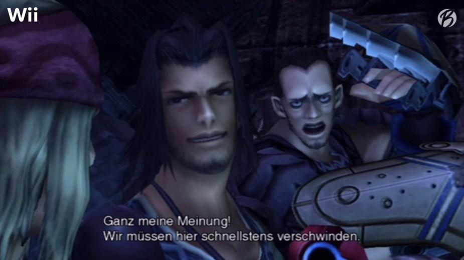 Xenoblade Chronicles (Wii) - Intro Zwischensequenz Dunban