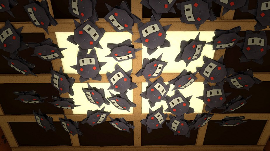 Quelle: Nintendo - Paper Mario: The Origami King - Ninjas