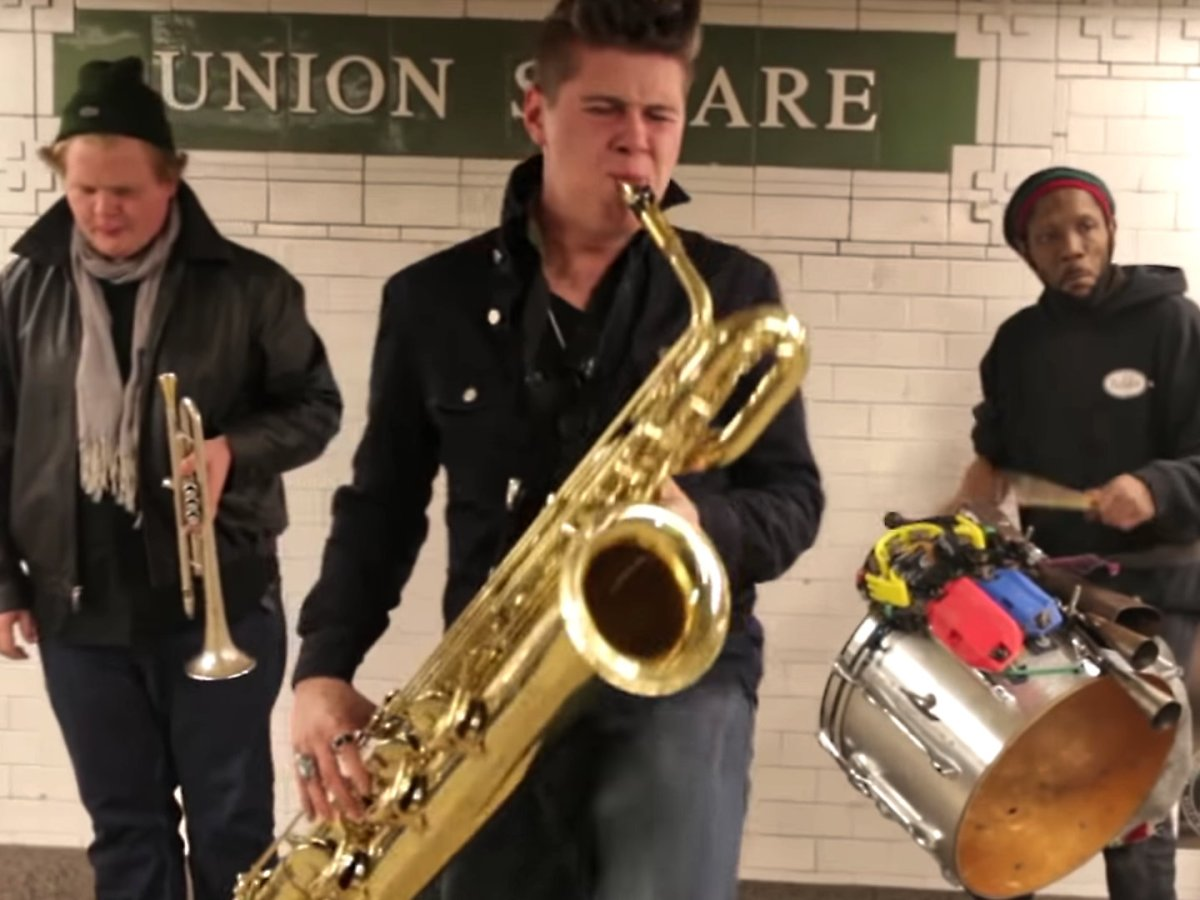 Quelle: Youtube/grindingnyc - Too Many Zooz