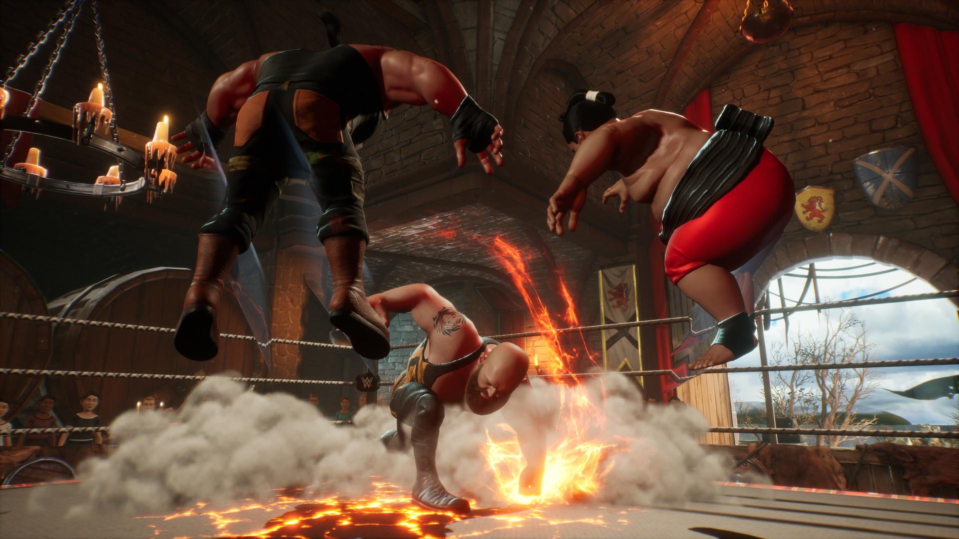 Quelle: 2K - WWE 2K Battlegrounds