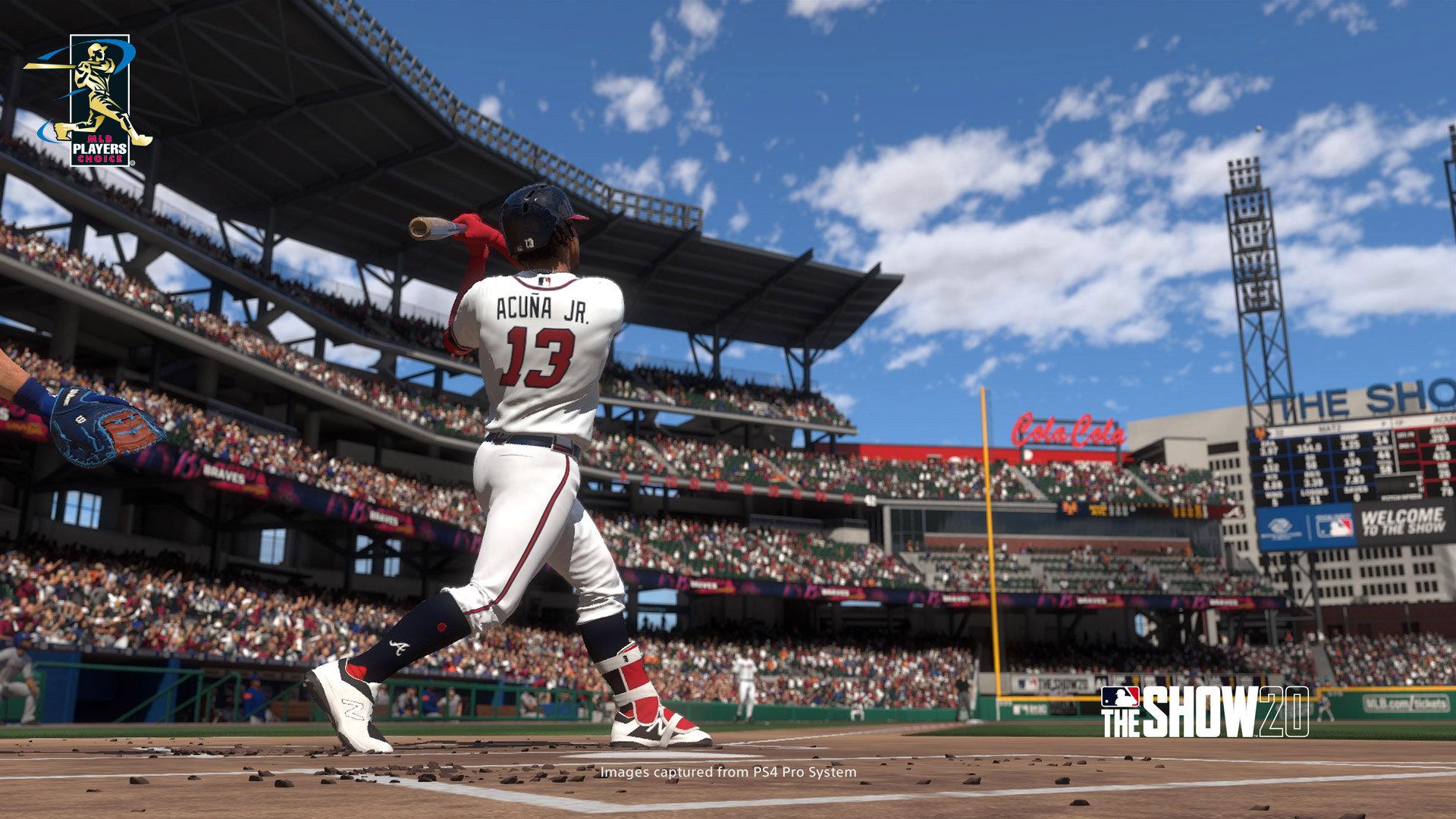 Quelle: SIE - MLB The Show 20