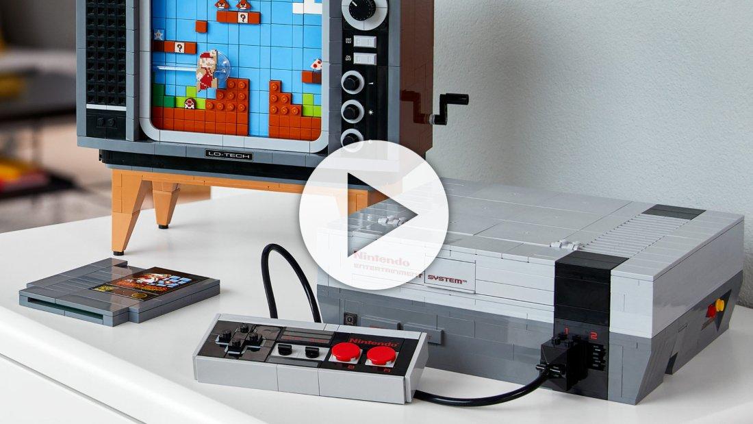 Quelle: LEGO - LEGO 71374 Nintendo Entertainment System
