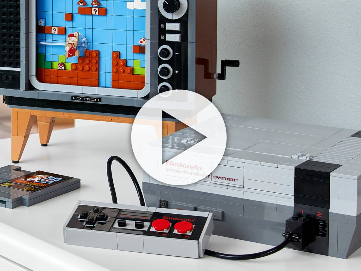 Quelle: LEGO - LEGO 71374 Nintendo Entertainment System