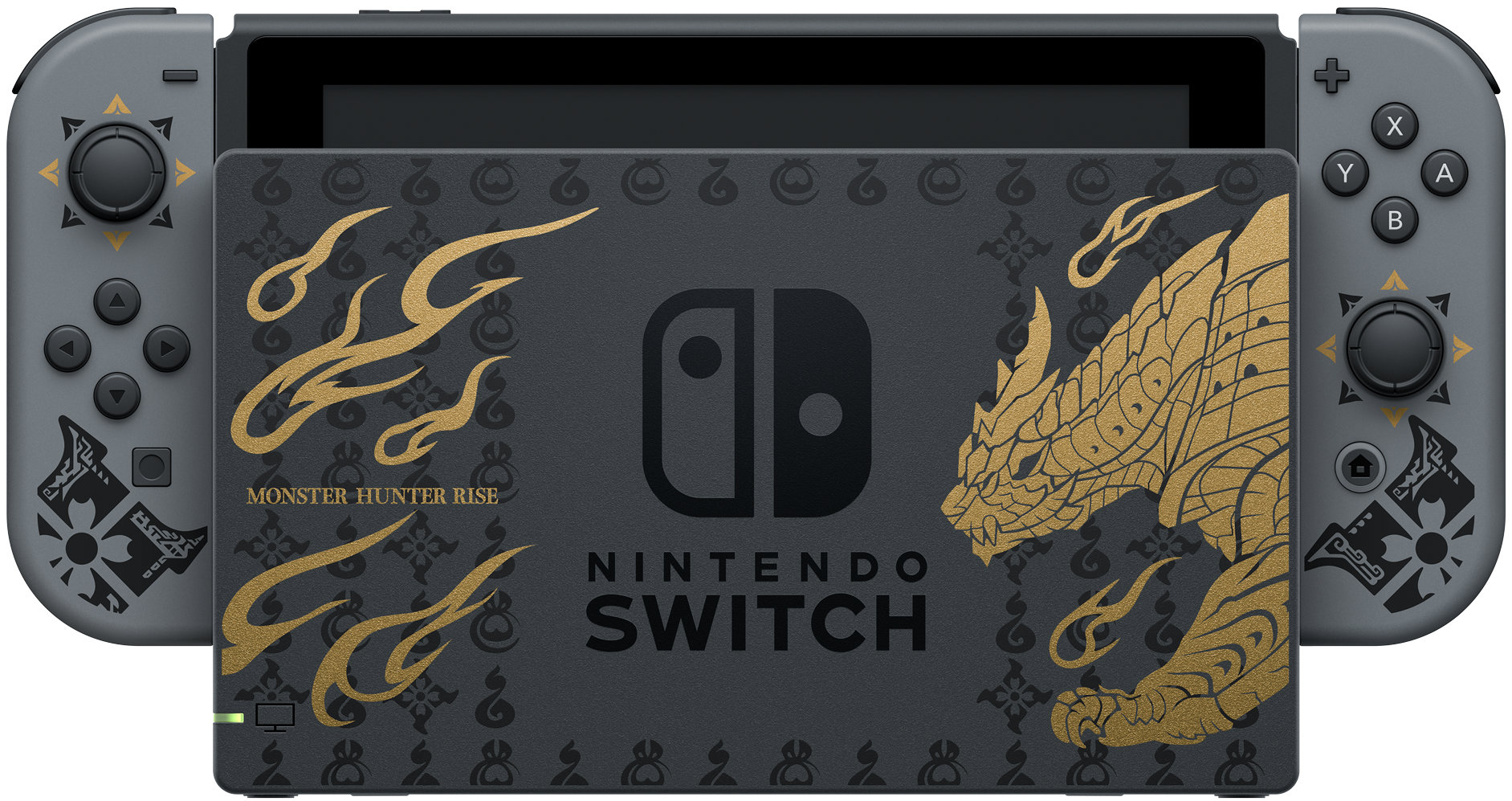 Quelle: Nintendo - Nintendo Switch Monster Hunter Rise Limited Edition