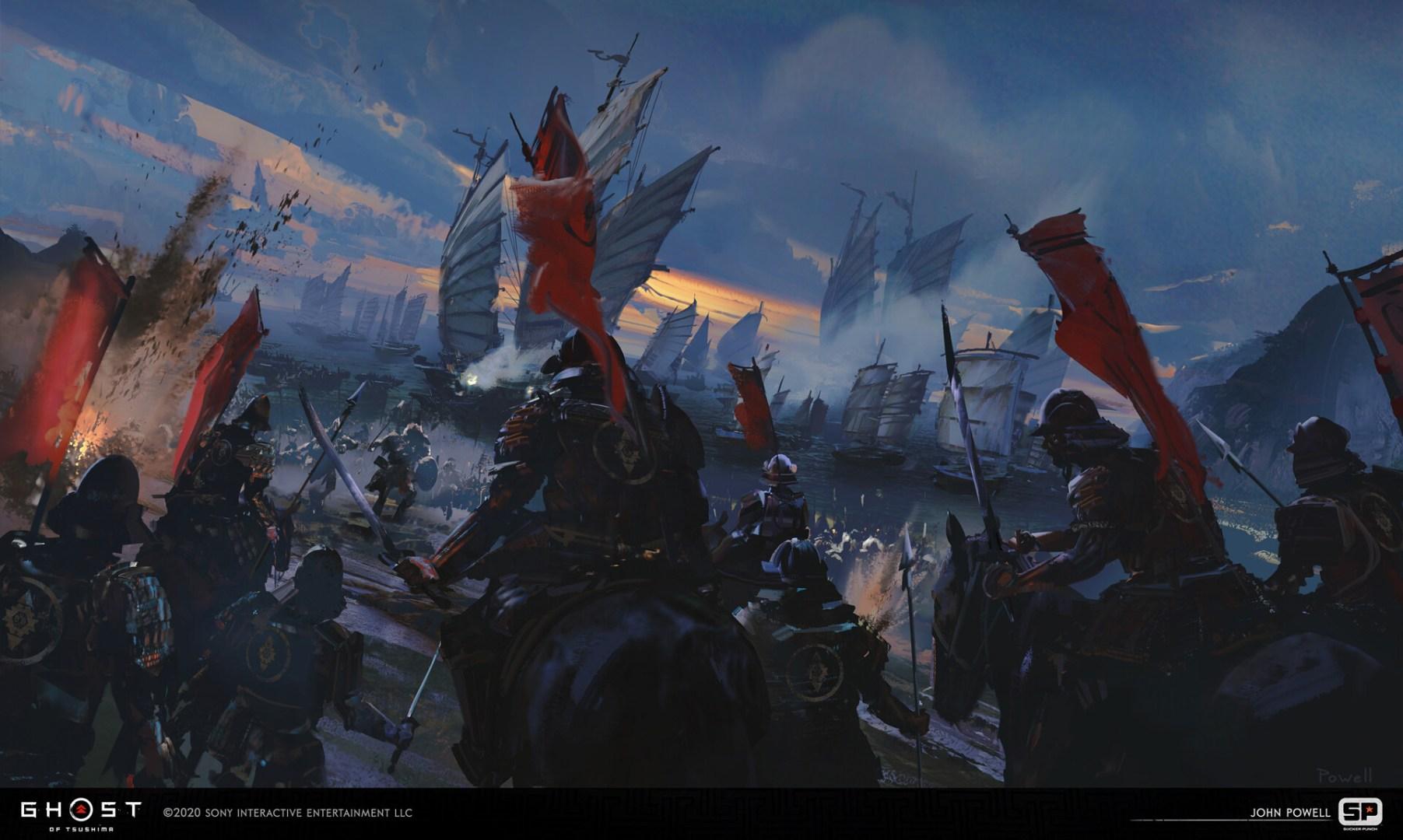 Quelle: ArtStation - John Powell- start of invasion