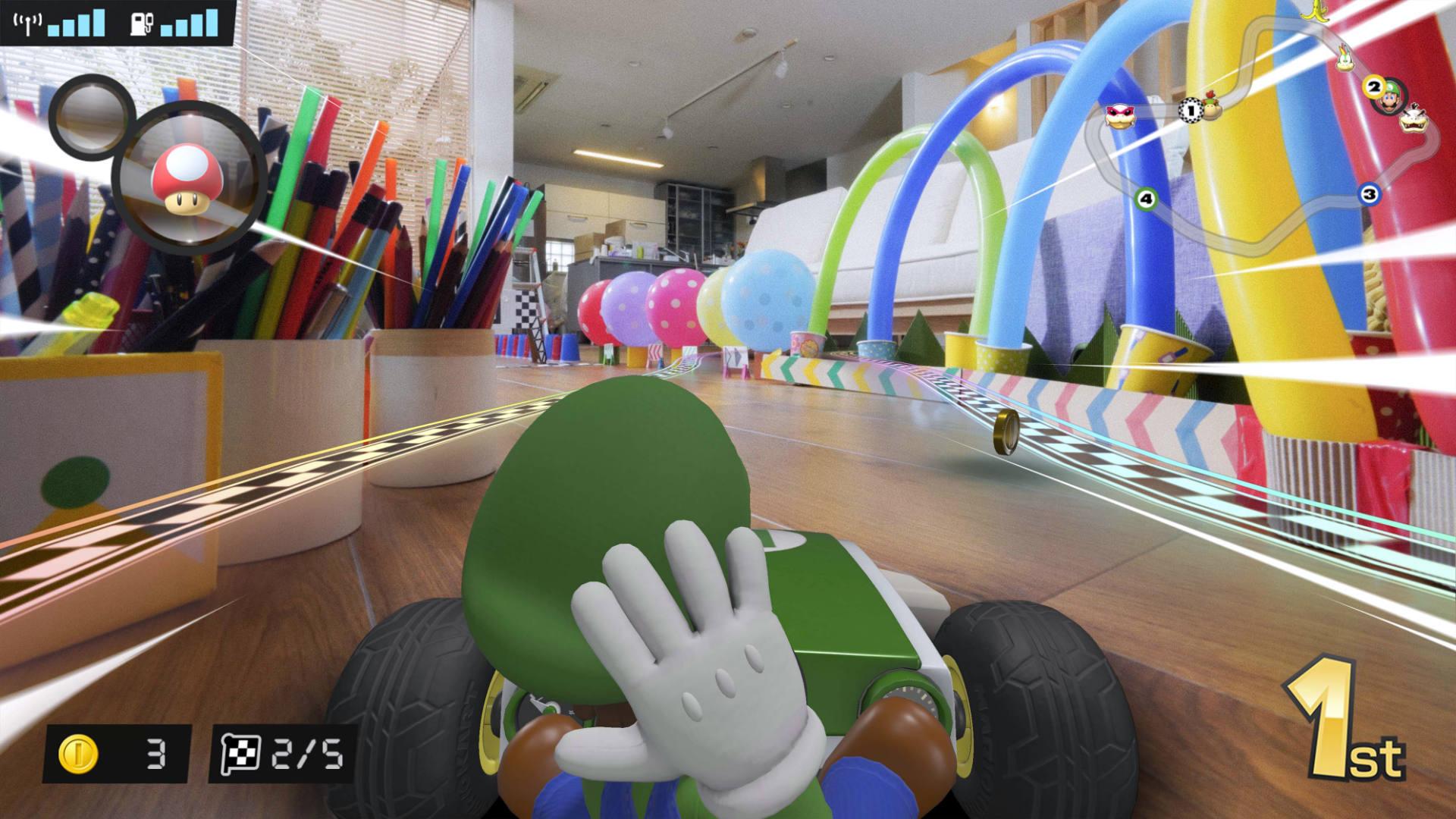 Quelle: Nintendo - Mario Kart Live: Home Circuit