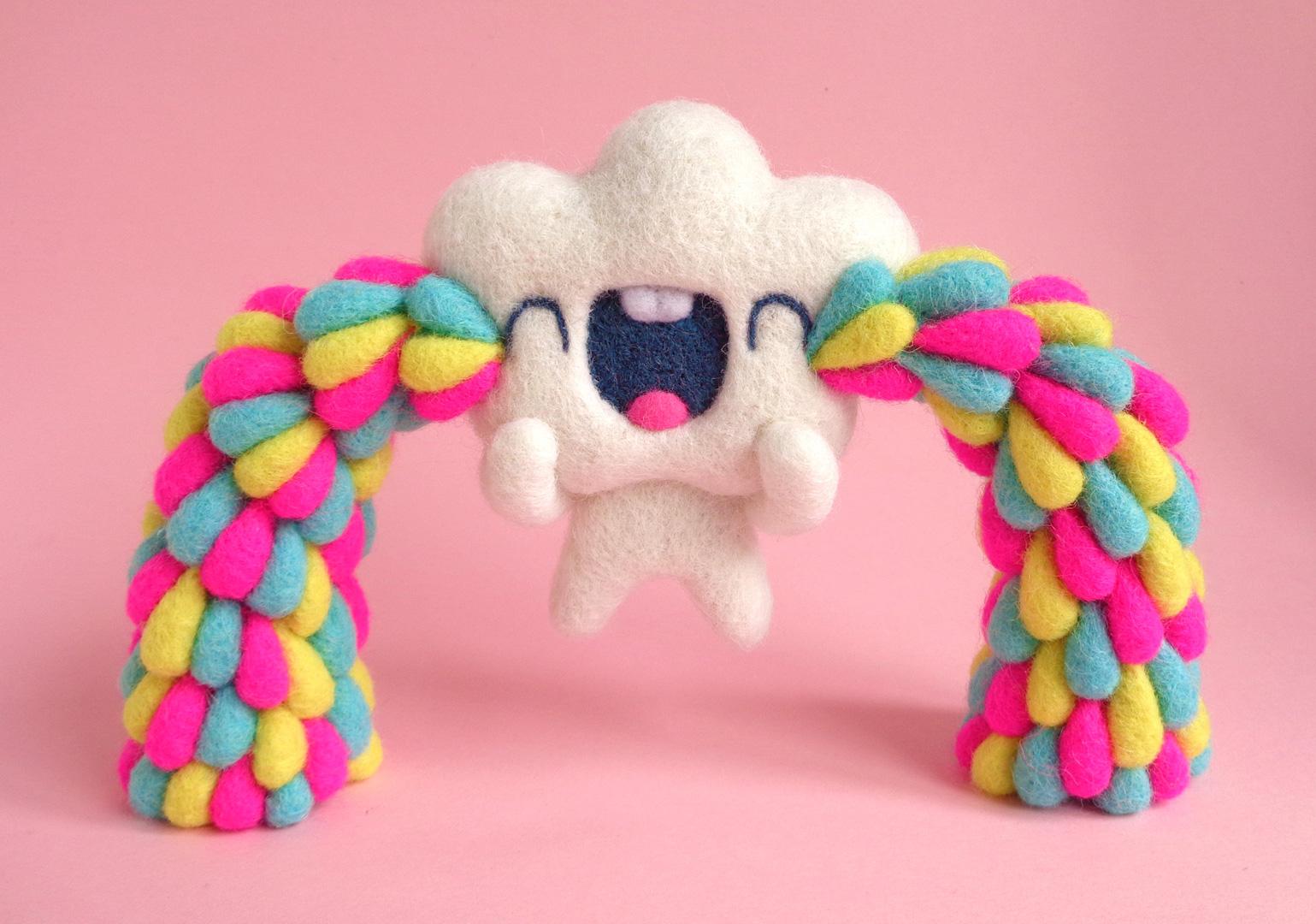 Pictoplasma 2020 - Toy Artist Droolwool