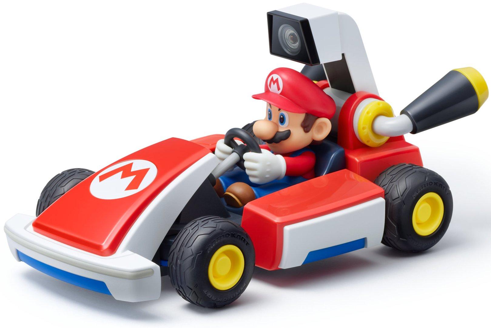 Quelle: Nintendo - Mario Kart Live: Home Circuit - Marios Kart im Detail