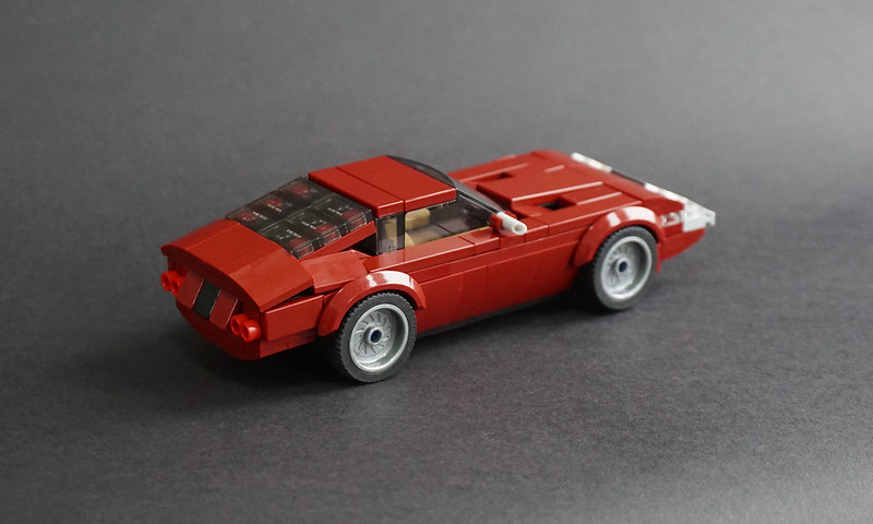 Jonathan Elliott - LEGO 1969 Ferrari 365 GTB/4