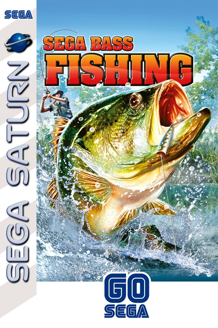 Quelle: SEGA - SEGA Bass Fishing (1999) DREAMCAST