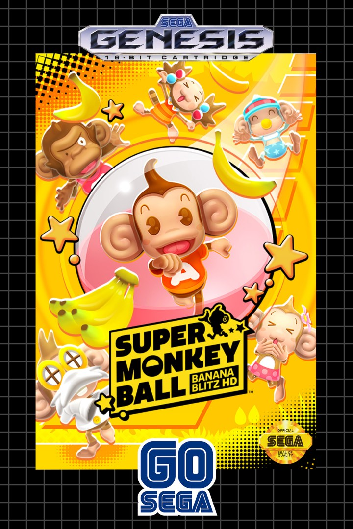 Quelle: SEGA - Super Monkey Ball: Banana Blitz HD (2019) GENESIS