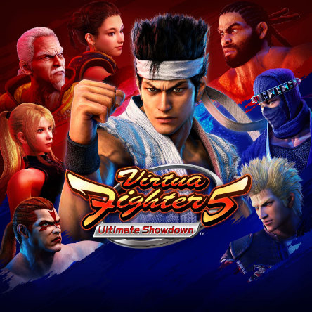 Quelle: Sony - Virtua Fighter 5: Ultimate Showdown