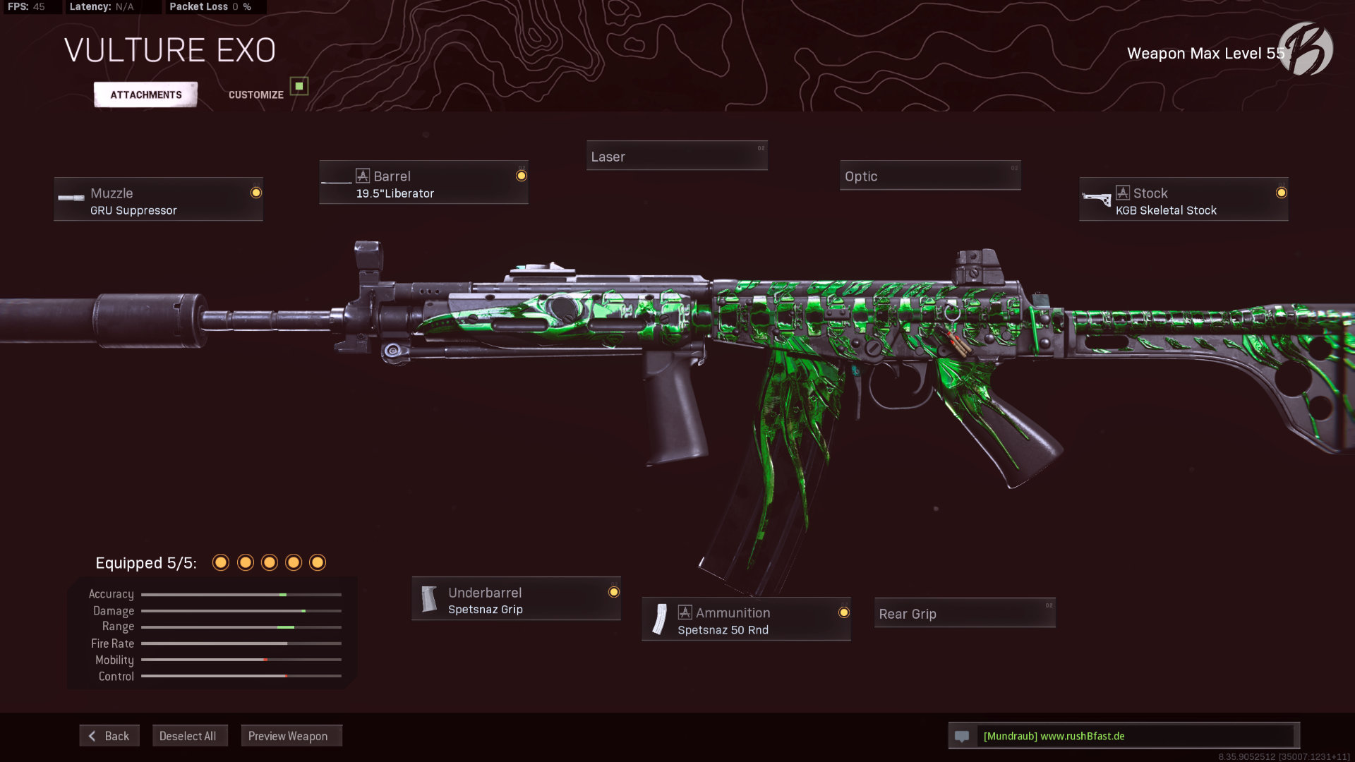 Call of Duty Warzone - Cold War Season 3 - FARA 83