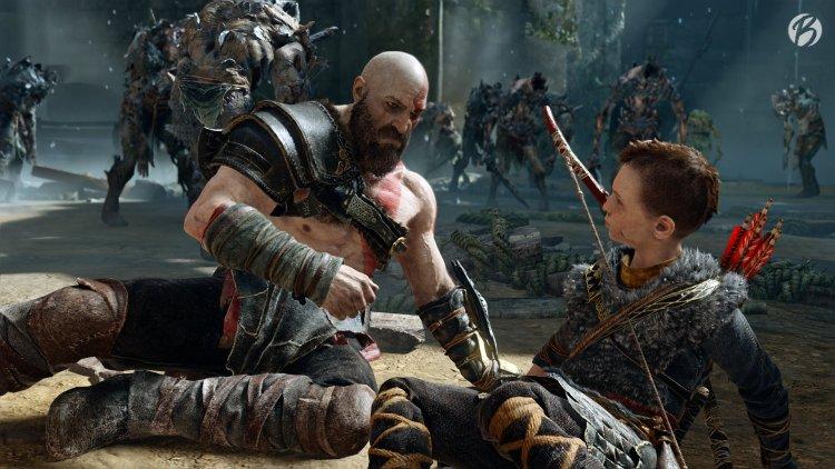God of War (2018) kommt am 14. Januar 2022 für den PC.