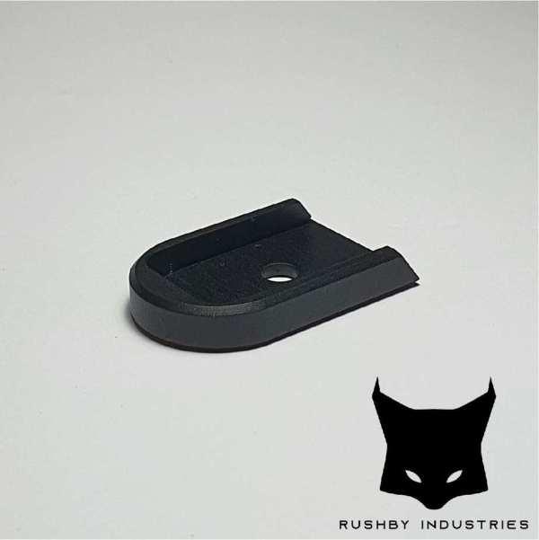 CZ P09 base plate black