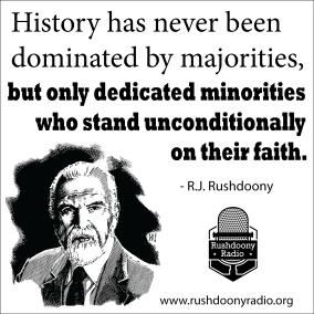 Rushdoony Quote 1