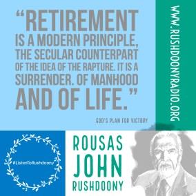 Rushdoony Quote 81