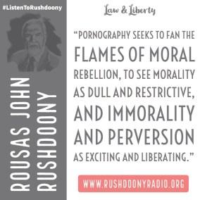 Rushdoony Quote 102