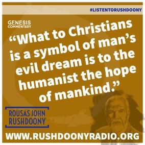 Rushdoony Quote 125