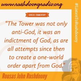 Rushdoony Quote 127