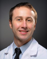 Kristian Bigosinski, sports medicine physician with Rush University Medical Center in Chicago, Illinois