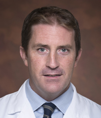 Damien Kenny, MD, pediatric cardiologist at Rush University Medical Center in Chicago, Illinois.