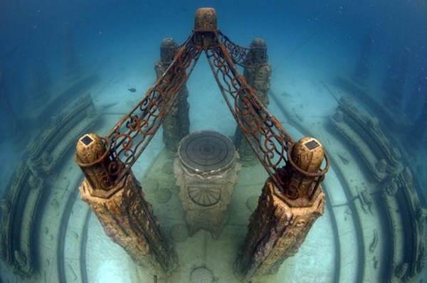 neptune memorial reef florida