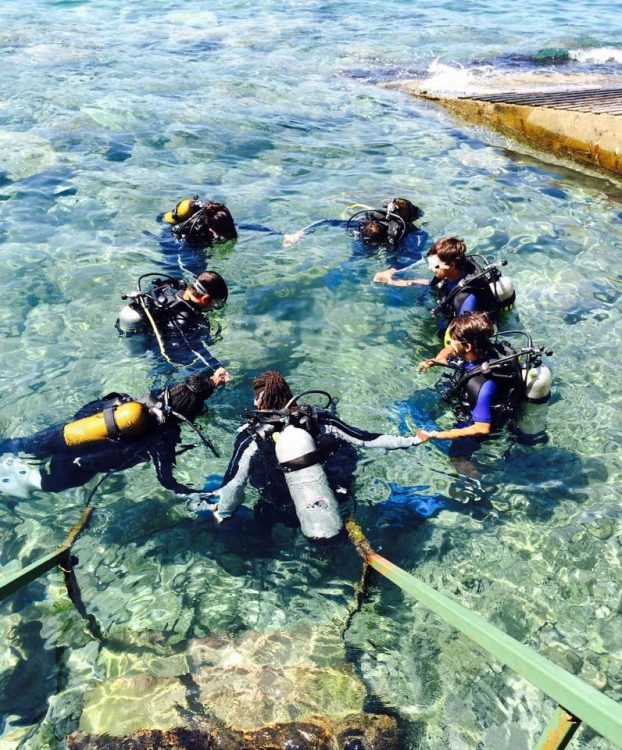 How Old Do You Have to Be To Get Started with Scuba Lessons?